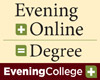 Evening College Plus: Evening plus online equals degree