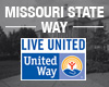 Missouri State Way and United Way